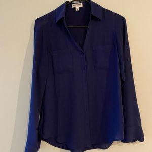 Navy Blue Portifino Size Extra Small Express